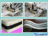 Máquina estofando da beira do engranzamento do colchão 3D
