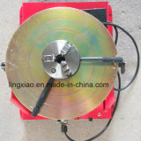 Tabela de giro HD-10 da soldadura clara para a soldadura automática circular
