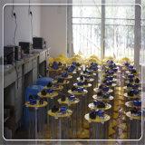 Het openlucht Landbouwbedrijf dat van de Tuin Repeller van het Ongedierte van Motten Ongediertebestrijding gebruikt