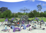 Kaiqiの新型の子供の運動場の波の帆シリーズ(KQ60115A)
