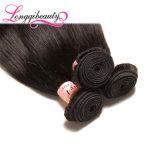 Dauerhaftes lang 100 rohes unverarbeitetes Remy Jungfrau-Peruaner-Haar