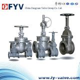 Api Cast Iron Gate Valve con Rising Stem
