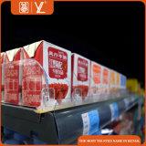 Systèmes acryliques de diviseur d'étagère de supermarché d'aperçu gratuit