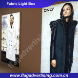 Einfach zu Install Aluminum Custom Advertizing LED Fabric Light Box Display