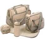 Minipalmの多機能の赤ん坊のおむつのバックパックのお母さん袋のミイラのバックパックのおむつの変更袋5piecesは8colorsをセットする