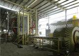 De Middelgrote Dichtheid van de houtbewerking/Hoog - Lopende band van de Houtvezelplaat van de dichtheid de Volledige Automatische