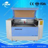 Máquina de grabado tamaño pequeño del laser del CO2 del CNC FM6090