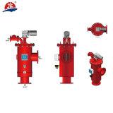 Фильтр чистки собственной личности серии промышленного оборудования Jka600 воды