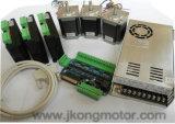 NEMA23 Stepper Motor 3 CNC van de As de Uitrusting van de Router