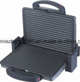 GS A13 Approval Contact Grill, grille-pain grille électrique, Panini Grill