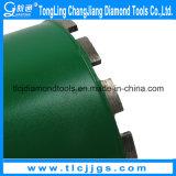 Morceaux de foret de faisceau de diamant pour le découpage concret de Reinfoced