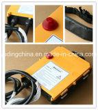 Vorbildlicher Hochleistungsdoppelfernsteuerungs-Kran des steuerknüppel-F24-60 Fernsteuerungs, industrieller Radiokran FernsteuerungsF24-60