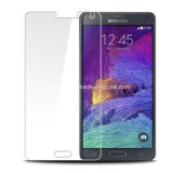 Samsung Note4를 위한 2.5D Round Edge Tempered Glass Screen Protector