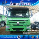 Carro vendedor caliente del alimentador de Sinotruck HOWO A7 6X4 para África