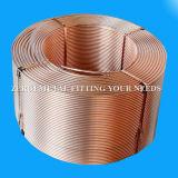 El acondicionador de aire llano revestiría el tubo con cobre en estándar del En 12735-1