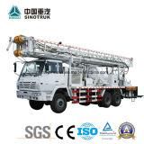Berufszubehör LKW-Eingehangener Wasser-Vertiefungs-Kern-Ölplattform-LKW der Tiefe der Meter-60-600