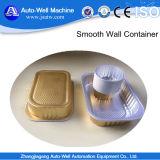 Ligne de production de conteneurs de repas aériens en feuille d'aluminium