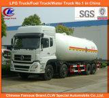 8X4 Donfeng LPG 가스 납품 12wheel 프로판 수송 유조 트럭