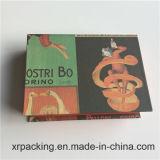 Коробка подарка бумаги фабрики OEM упаковывая