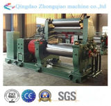 Large Power를 가진 2 Roll Open Mixing Mill