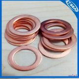Fabricante plano del arandela del metal/de aluminio de la arandela/completamente de las juntas