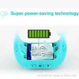 Meilleure qualité d'urgence GPS Tracker avec SOS Appel téléphonique pour les enfants (Y2)