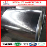 Bobina d'acciaio galvanizzata lustrino normale di SGCC