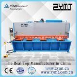Ausschnitt-Maschine der Metalguillotine-Machine/CNC