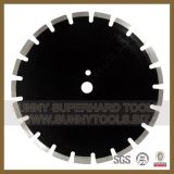 Laser Welded Diamond Circular Saw Blade per Concrete/Reinforced Concrete
