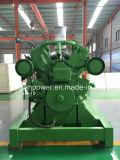generador del biogás 1000kw del tipo en contenedor para el GASERO del LPG CNG del gas natural
