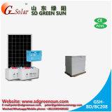 De zonne Diepvriezer van gelijkstroom 208L voor het Gebruik van het Huis