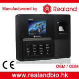 Realand Biometric Fingerprint Attendance Recording Systems con Backup Battery