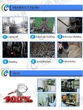 Оптовая дешево гальванизированная обычная цепь соединения слабой стали