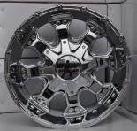 Колесо сплава крома SUV 4X4
