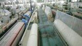 Luft-Strahlen-medizinischer Gaze-Webstuhl-medizinische Gaze-Maschine mit riesiger Rolle