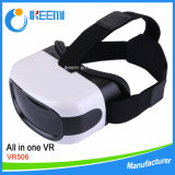 All in One Vr Headset Android WiFi Bluetooth Vr Box Óculos 3D em Shenzhen