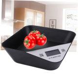 Escala electrónica de la cocina del hogar del peso de la escala de Digitaces de la visualización