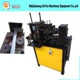 Martillado tubo cuadrado de acero Edage que hace la máquina de estampación de prensa para tubos cuadrados
