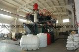 Máquina automática llena del moldeo por insuflación de aire comprimido del tanque del HDPE del Ce