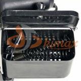 Rohr-Reinigungs-Maschine mit Fuss-Schalter