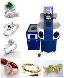 Máquina da máquina de soldadura do laser da jóia do ouro ou da prata/laser