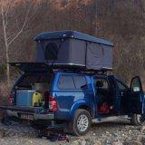 Tente dure de dessus de toit de véhicule d'interpréteur de commandes interactif de fibre de verre à vendre