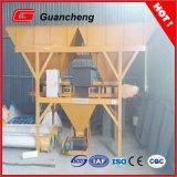 Mini máquina de tratamento por lotes concreta de dois escaninhos Pl800 para a venda