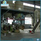 Manufatura profissional Feed Pellet Equipamento automático do moinho