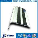 튼튼한 알루미늄 기본적인 Non-Slip 검정 PVC 층계 보행