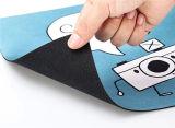 Tapis de souris chaud en caoutchouc normal d'Eco avec le modèle de propriétaire d'impression