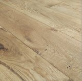 Estilo rústico 190 mm de madera de ingeniería de parqué / pisos de madera dura
