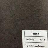 半高品質PUの革(HS036#)