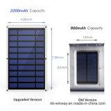 ポーランド人の屋外の動きセンサーの太陽溝ライトを取付ける壁のSconces
