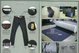 OEM покрашенный 13oz Slub джинсовой ткани джинсыов ткани 10666V